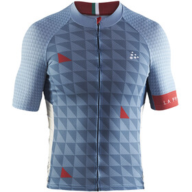 Craft Monument Bike Jersey Shortsleeve Men blue